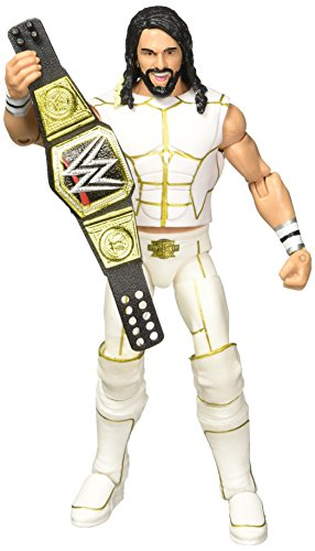 WWE - Elite Collection - Seth Rollins - Bewegliche Figur 15 cm