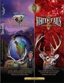 PASSPORT TO NORTH AMERICA 5 & WHITETAILS DVD 2 Disc Set