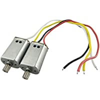 MagiDeal Pair Electric Motor Replacement for Syma X8SW X8SC Drone RC Quadcopter Parts - Compare prices on radiocontrollers.eu
