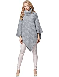 Merry Style Poncho para Mujer MSSE0034