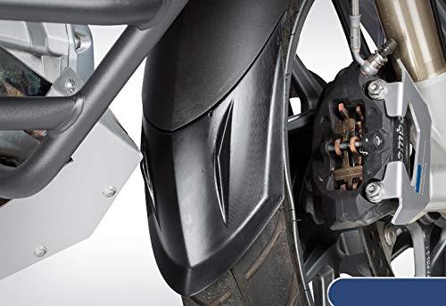 nero per B-M-W R1200GS LC 2013-2019 R1200GS LC Adventure 2014-2019 R1250GS R1250GS Adventure Moto Estensione parafango anteriore