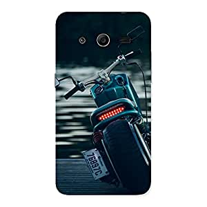 Neo World Long Ride Back Case Cover for Galaxy Core 2