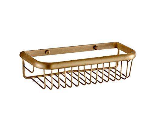 BIANJESUS Handtuch Rail Bad Küche Regal Antiken Abstellregal Dressing Tisch Top-Organisator Wohnzimmer Einzel Schicht Halter,S