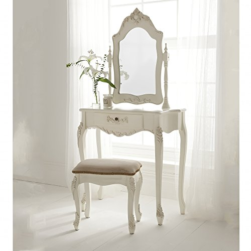 Antique French Style Dressing Table. Amazon co uk Seller Profile  Homes Direct 365