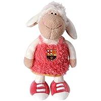 FCB FC Barcelona - Ovejita de Peluche Musical, 20 cm (NICI 40418)
