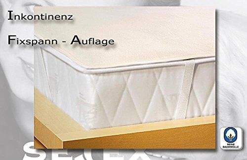 Matratzenauflage Besonders hygienisch - kochfest bis 95 °C