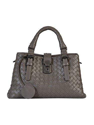 bottega-veneta-femme-448954vq1302905-gris-cuir-sac-a-main