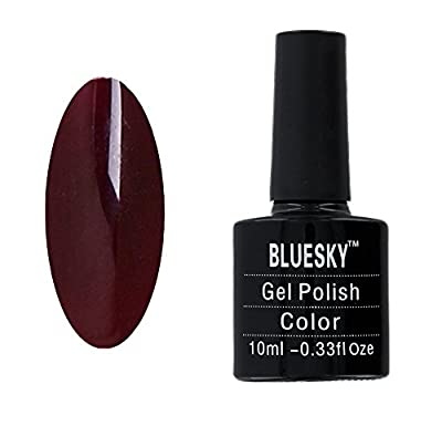 Bluesky Gel Polish Nails, Brown 10 ml