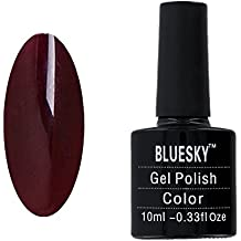 Bluesky Gel Polish Gel Nagellack - Burgundy Brown - 10ml