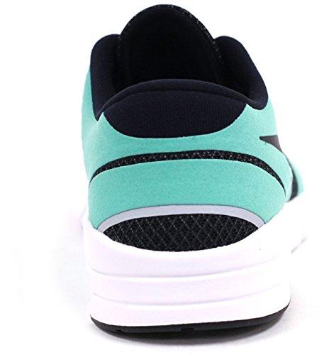 Nike Eric Koston 2 Max, Scarpe da Skateboard Uomo crystal mint-dark obsidian-wolf grey (631047-340)