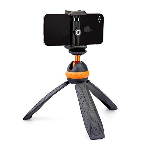 3Legged Thing Iggy mini treppiede con adattatore GoPro e smartphone Cradle Holder