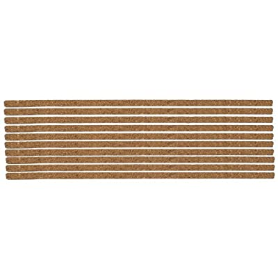18 x Stikatak Cork Expansion Flooring Gap Insert Strips - cheap UK flooring shop.