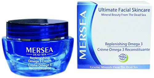 Mersea Ultimate Regenerierende Omega 3-Creme, 1er Pack (1 x 50 ml) (Matrix-schuppen-shampoo)