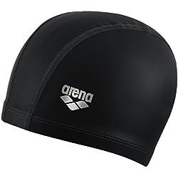 Arena - Gorro natación - Negro - M