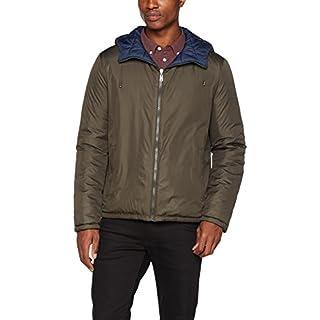 ALLEGRI Men's AUB18D-06631-000 Track Jacket, Green (Verde Militare 3800), XX-Large
