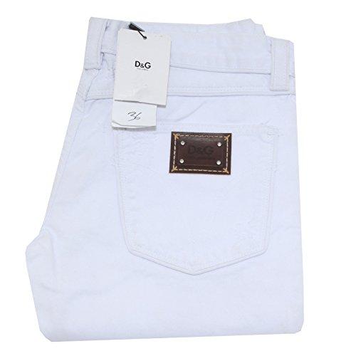 pantalone D&G DOLCE&GABBANA jeans uomo trousers men 6718 [36]