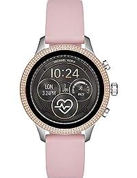 Michael Kors Reloj Mujer de Digital con Correa en Silicon MKT5055