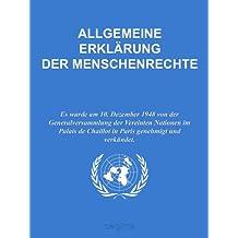 Allgemeine Erklärung der Menschenrechte
