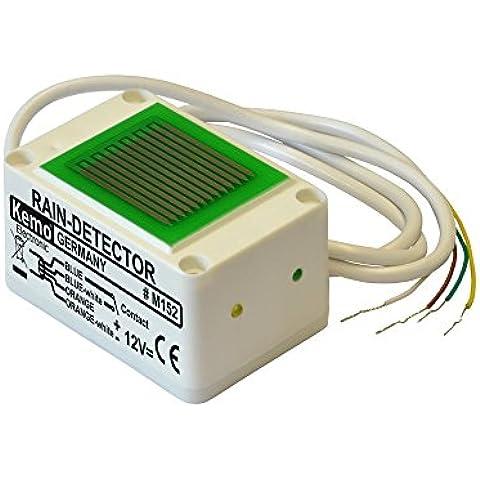 Sensore pioggia sensore neve anti appannamento 12V/DC