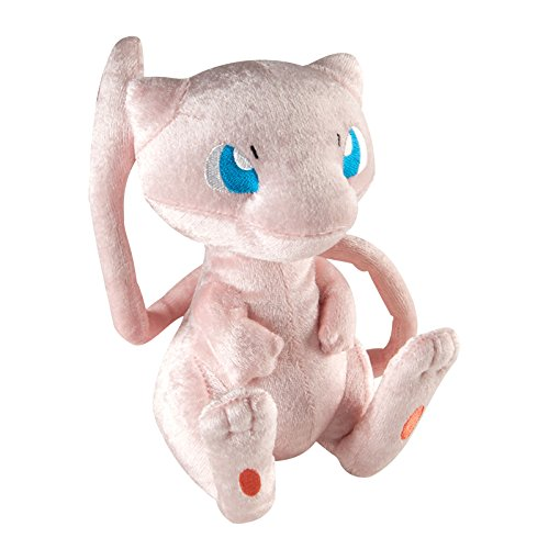 Pokemon 8-Inch 20th Anniversary Special Edition Mew Plush Toy