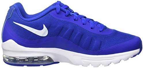 Nike Herren Air Max Invigor Turnschuhe Azul / Blanco (Game Royal / White)