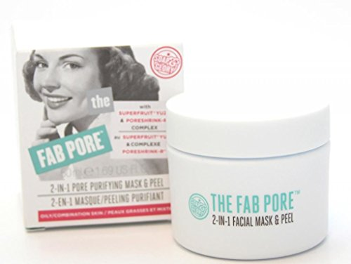 Soap And Glory The Fab Pore Facial Peel 2 In 1 Pore Purifying Mask And Peel 50ml - Pore Peel