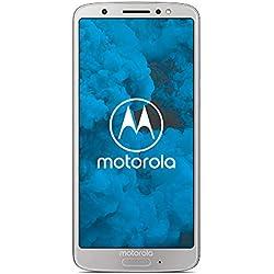 Motorola Lenovo Moto G6 (Argent) débloqué Logiciel Original