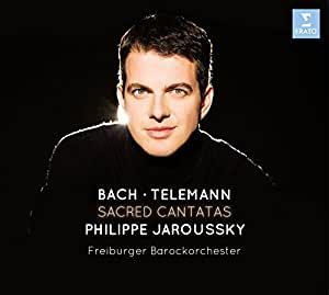 Bach/Telemann: Cantates