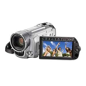 Canon FS100 Caméscope numérique SD mémoire flash : compatibilité SD/SDHC zoom puissant 45x