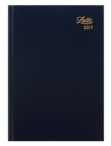 letts-a4-week-to-view-2017-diary-business-diary-2017-planner-wtv-blue