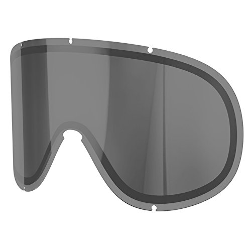 POC Retina Big Flow Lens-MTB Brille für Herren, Einheitsgröße Einheitsgröße grau