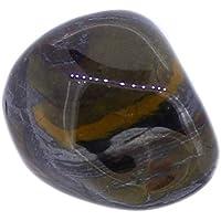 Tigereisen Trommelstein 20-25 mm groß, Handschmeichler Handstein Taschenstein preisvergleich bei billige-tabletten.eu