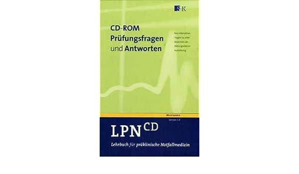 LPN 3.0. Prüfungsfragen und Antworten. CD-ROM für Windows ab 98 ...
