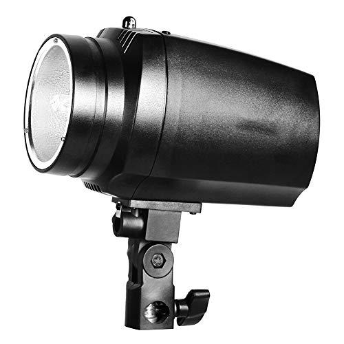 VBESTLIFE 120W 5500K Foto Studio Strobe Blitzlicht Monolight mit Hohe Helligkeit,Aluminiumlegierung Professional Speedlite für Indoor Studio Location Modell Fotografie.(GN32)(EU) -