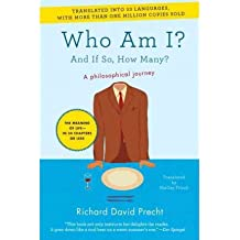 By Richard David Precht ; Shelley Frisch ( Author ) [ Who Am I?: And If So, How Many? By Oct-2011 Paperback