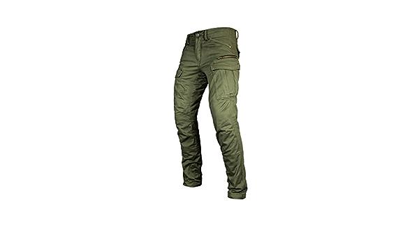 John Doe Stroker Cargo Xtm Olive Pant Motorrad Jeans 32 36 Auto