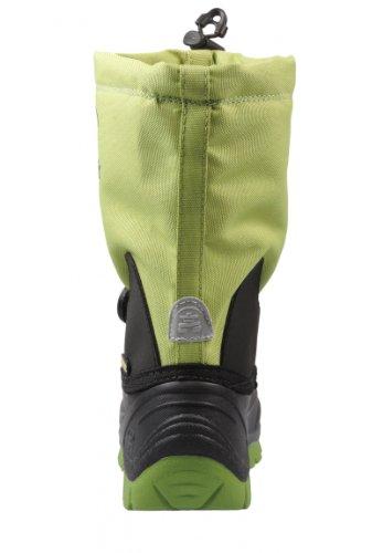 Kamik Kinder-Unisex Gore-Tex Nk4237 Schneestiefel Verde (Verde)
