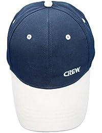 Crew hat - adjustable baseball cap