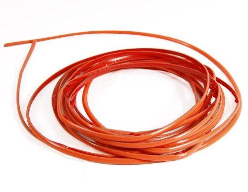 Orange Universal Zierleisten Strip für Klimaanlage Rim Mittelkonsole Bumper (Rim-pod)