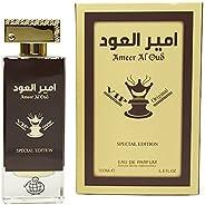 Ameer Al Oud Vip S Edition Eau De Parfum By Fragrance World For Men, 100ml