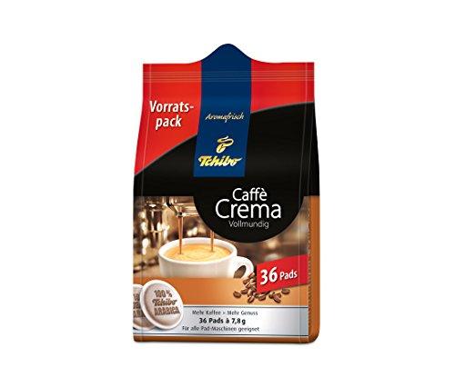 Tchibo Caffè Crema Vollmundig (36 Pads)