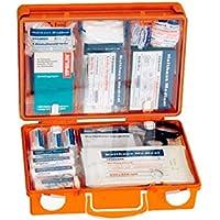 Holthaus Medical Erste-Hilfe-Koffer SAN Verbandskasten Notfallkasten, 31x21x13cm, mit ÖNORM Z 1020 Typ 1 preisvergleich bei billige-tabletten.eu