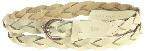 Lee BRigitte Belt, Cintura, Giallo (Jaune (Sunpower)), 85 centimetri