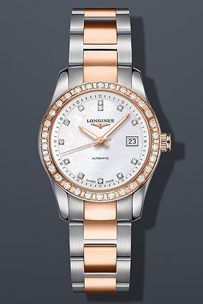 Longines custodia donna automatico analogico orologio L22855887