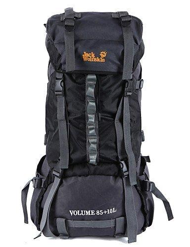 GXS Professional Outdoor Sport Reiten Camping wasserabweisend Multifunktions Schultern Bergsteigen Taschen rot - rot