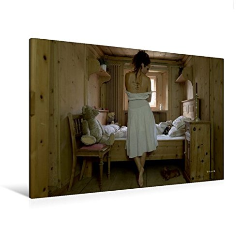 Premium Textil de lienzo 45cm x 30cm Horizontal trautes doméstica, 120 x 80 cm por k.A. fru.ch