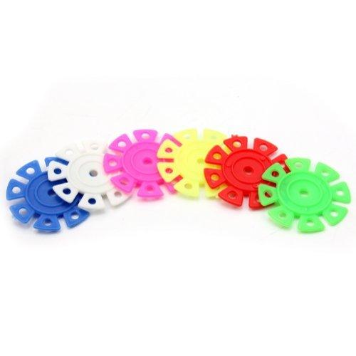 new-100pcs-colorful-plastic-snowflake-building-blocks-puzzle-educational-kid-toy