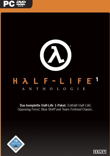 Half-Life Anthology (DVD-ROM)
