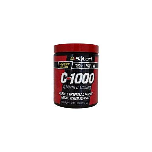 ISATORI Vitamin C 1000 - 180 compresse - 41Y4Ki3b81L