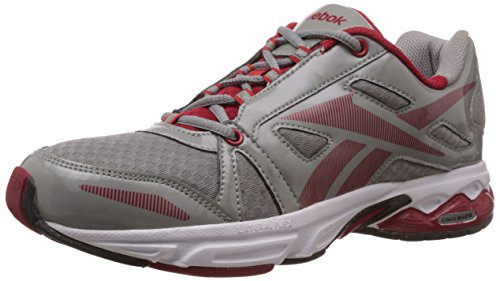 Reebok Men's Dynamic Ride Lp Carbon and Red Mesh Running Shoes - 6 UK  available at amazon for Rs.2231